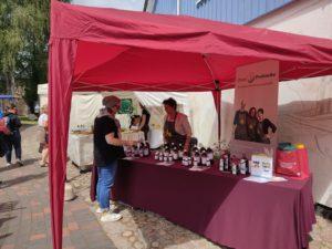 Ostsee-probiotika in Zingst auf dem Markt